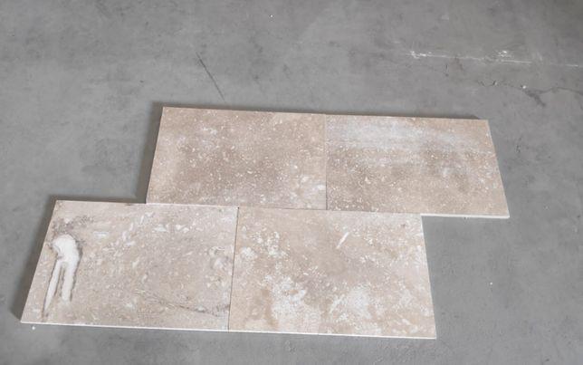 Travertin 40.6x40.6 x1.2 light cross cut com