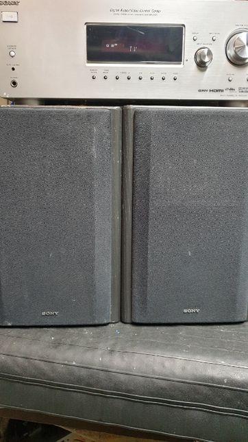 Boxe Sony SS-S70 si amplificator Sony STR-DG510 5x100 wati