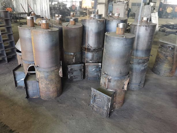 Банные печи для бань и саун (завод изготовитель)