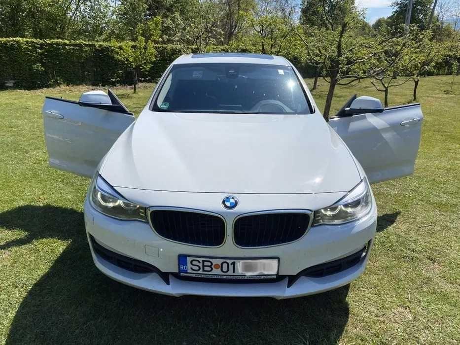 BMW Seria 3 GT Advantage B47 2016 Automat Panoramic Istoric Online F34