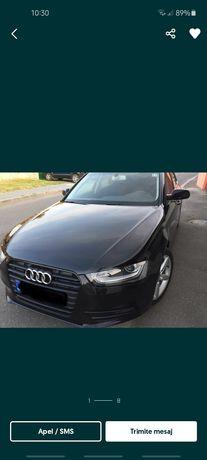 Vand Audi a4 2015