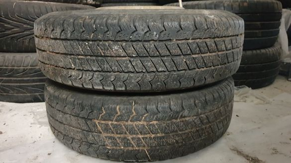 Джанти с гуми 185 14 С барум
