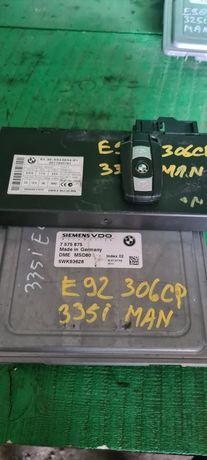 Kit pornire bmw 335i 306 cp n54 e90.e91.e92.e93 7575875 dme msd80