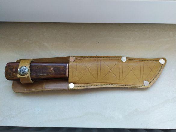 Нож за дране ръчна изработка