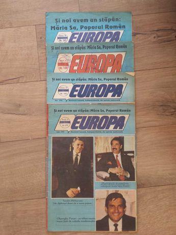 Revista lunară EUROPA