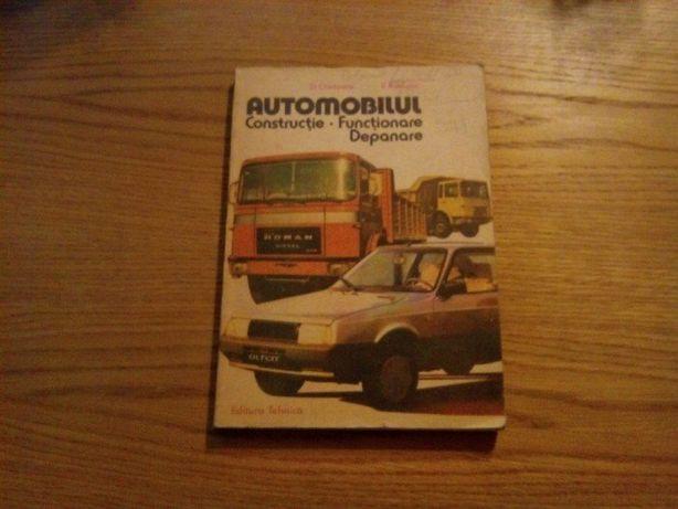Almanah Automobilul - Constructie,Functionare,Depanare.