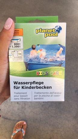 Solutie Bio pt piscina copii