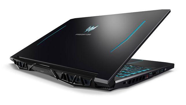 "Acer Predator Helios 300 i7-10750H 15.6"" 16GB 1TB SSD NVIDIA 2060 NOU"