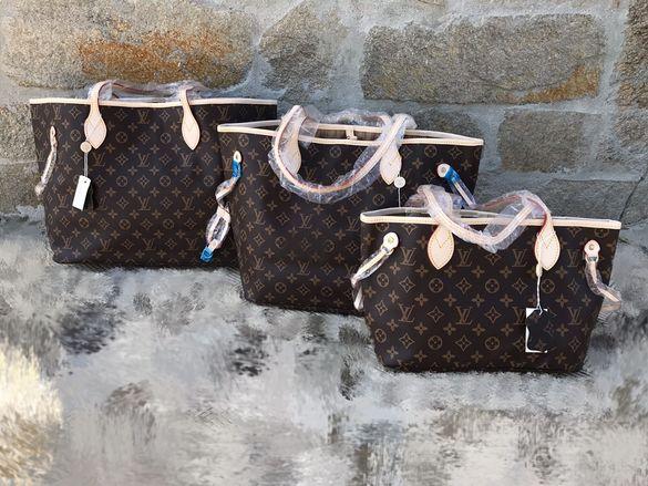 Чанти Louis Vuitton Neverfull