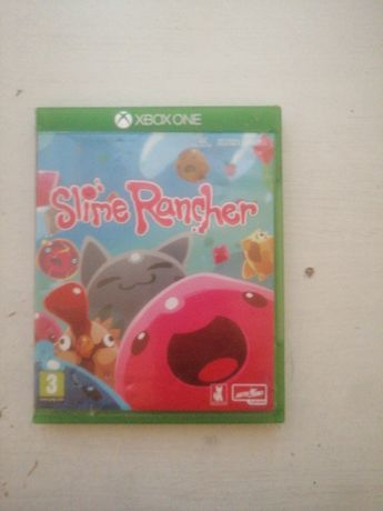 Vand slime rancher xbox one