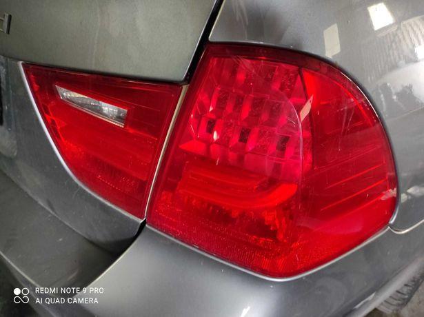 Tripla Stop LED dreapta caroserie exterior BMW E91 LCI
