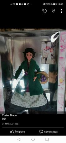 Papusa Barbie My fair lady