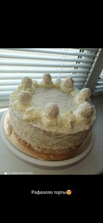 Вкусный торты из натуральный продукты!