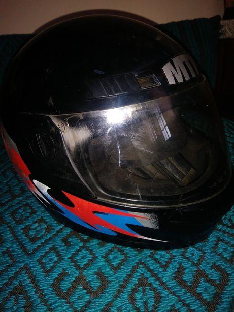 Casca moto-scuter