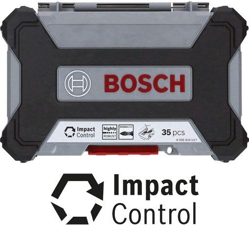 Set 36 accesorii insurubare cu impact, Bosch Impact Control,sigilat