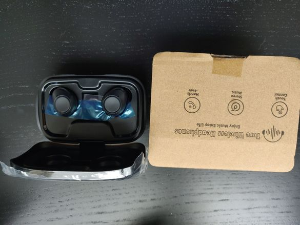 Безжични слушалки