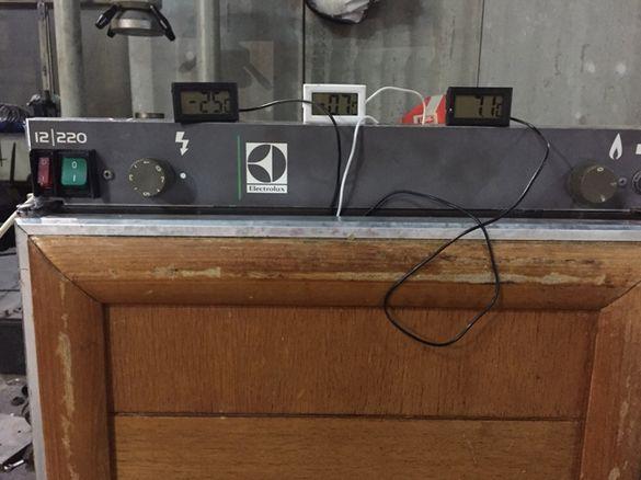Ремонт на амонячни хладилници 12/220/газ