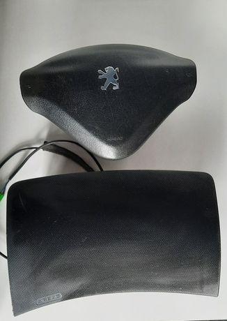 Комплект Аирбаци ,Аирбаг ,Airbag Peugeot 206+