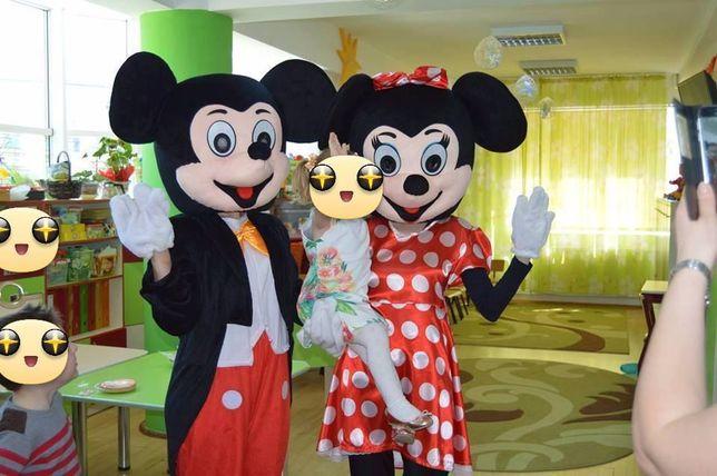 Animatori si Mascote Mickey si Minnie Pitesti, Arges,Dambovita, Valcea