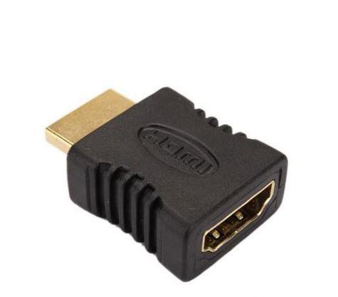 Преходник съединител HDMI прав Digital One SP01020 Прав адаптер HDMI F