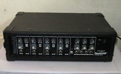 Продам микшерный-усилитель SoundLab G743AA