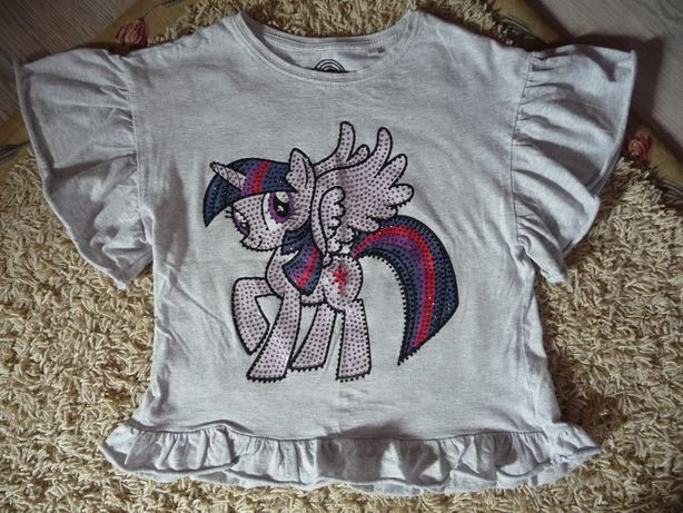 Tricou Next Twilight Sparkle My Little Pony 10 ani bluza ponei