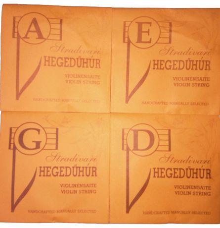 Set corzi vioara Stradivari 4/4 , 3/4 , 1/2 , 1/4