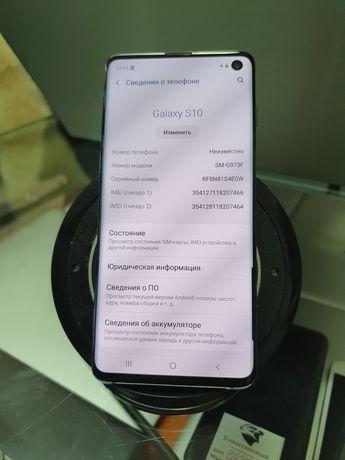 "Телефон Samsung Galaxy S10 ""Комиссионный магазин Реал Акша"""