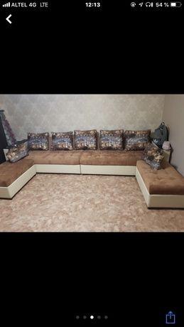 Модульный диван 3,9м