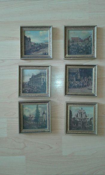 Стари рекламни снимки от Варшава