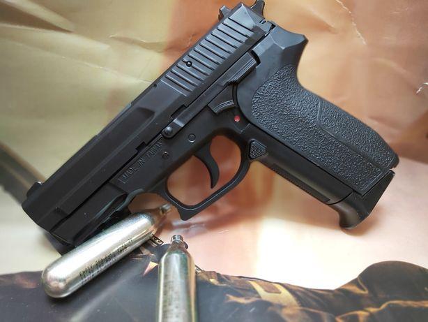 REDUCERE SS4J CO2 Sig Sauer Pistol airsoft PUTERE mare PRECIS Metalic