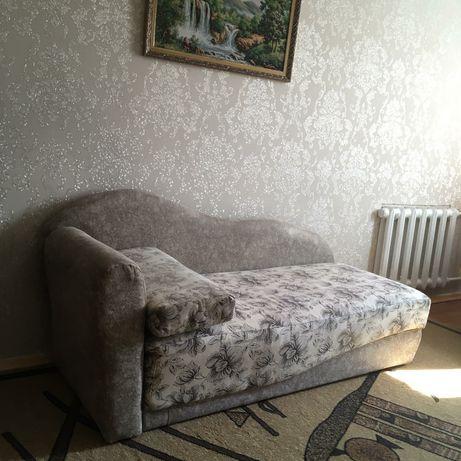 Продам мини диван б/у и кресло кровать б/у