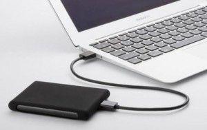 Корпус внешнего SSD / HDD 2.5 USB 3.0