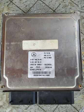 Calculator module Mercedes A clas w 176 B clas w246 CLA w117 GLA w 15