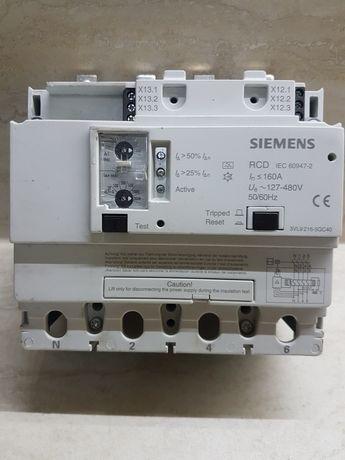 Bloc diferential 160A Siemens 3VL9 216-5GC40