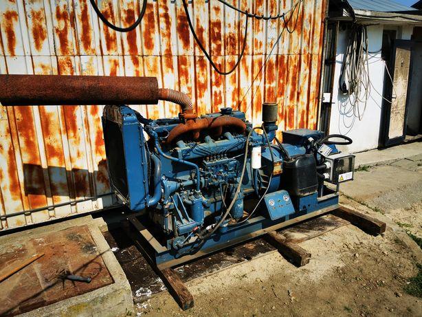 Vând generator profesional motor daf 125 kva