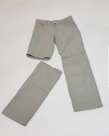 Pantaloni 2 in 1 PEAK PERFORMANCE, convertibili, măsura M, munte, tura