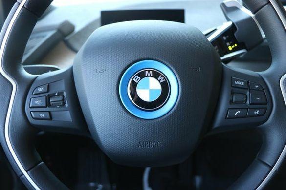Bmw i3 airbag