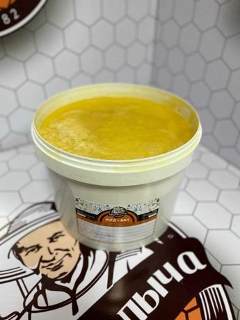 Мёд из ВКО продажа от 30 кг 2021г