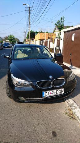 Bmw 520d face lift