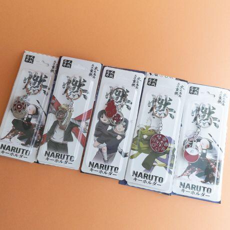 Брелки по аниме Наруто