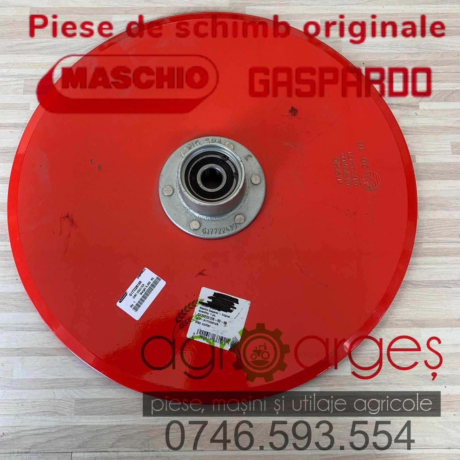Disc Brazdar G17722613R GASPARDO
