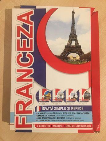 Manual franceza cu CD