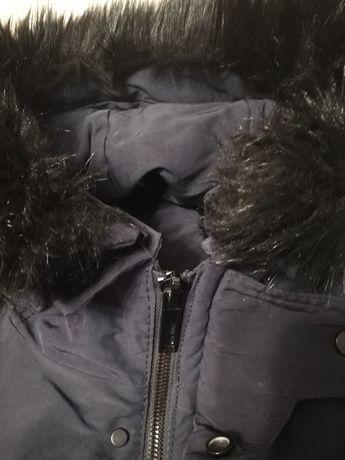 Мъжко зимно яке Zara