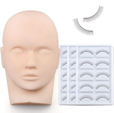 Тренировъчни мигли за миглопластика