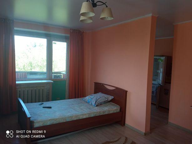 Однокомнатная квартира продам вся мебель остается.