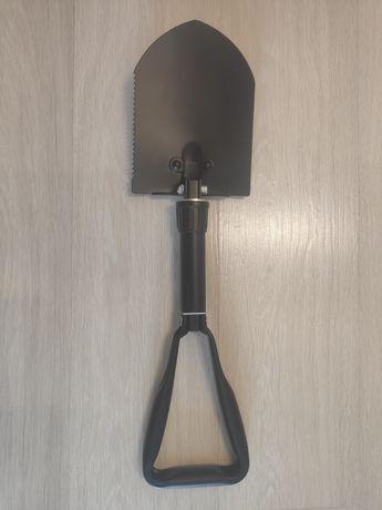 Лопата сапёрная, для рыбалки и в авто