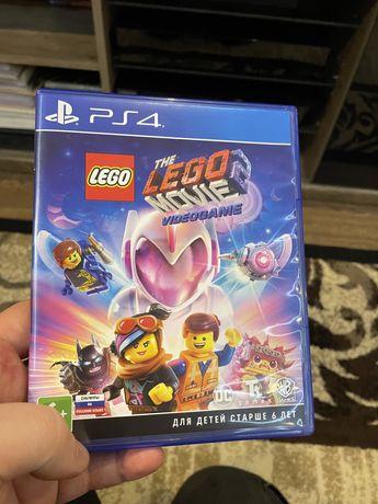 Lego Movie 2 PS4 (Русская версия)