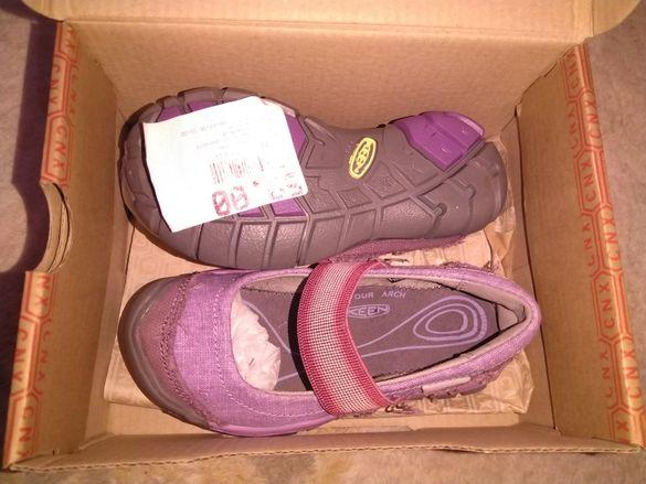 Пролетни Летни маркови нови детски обувки keen UK-7 EU-24 CM-15