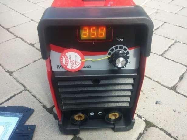 Invertor De Sudura MMA Redbo-350 Ah